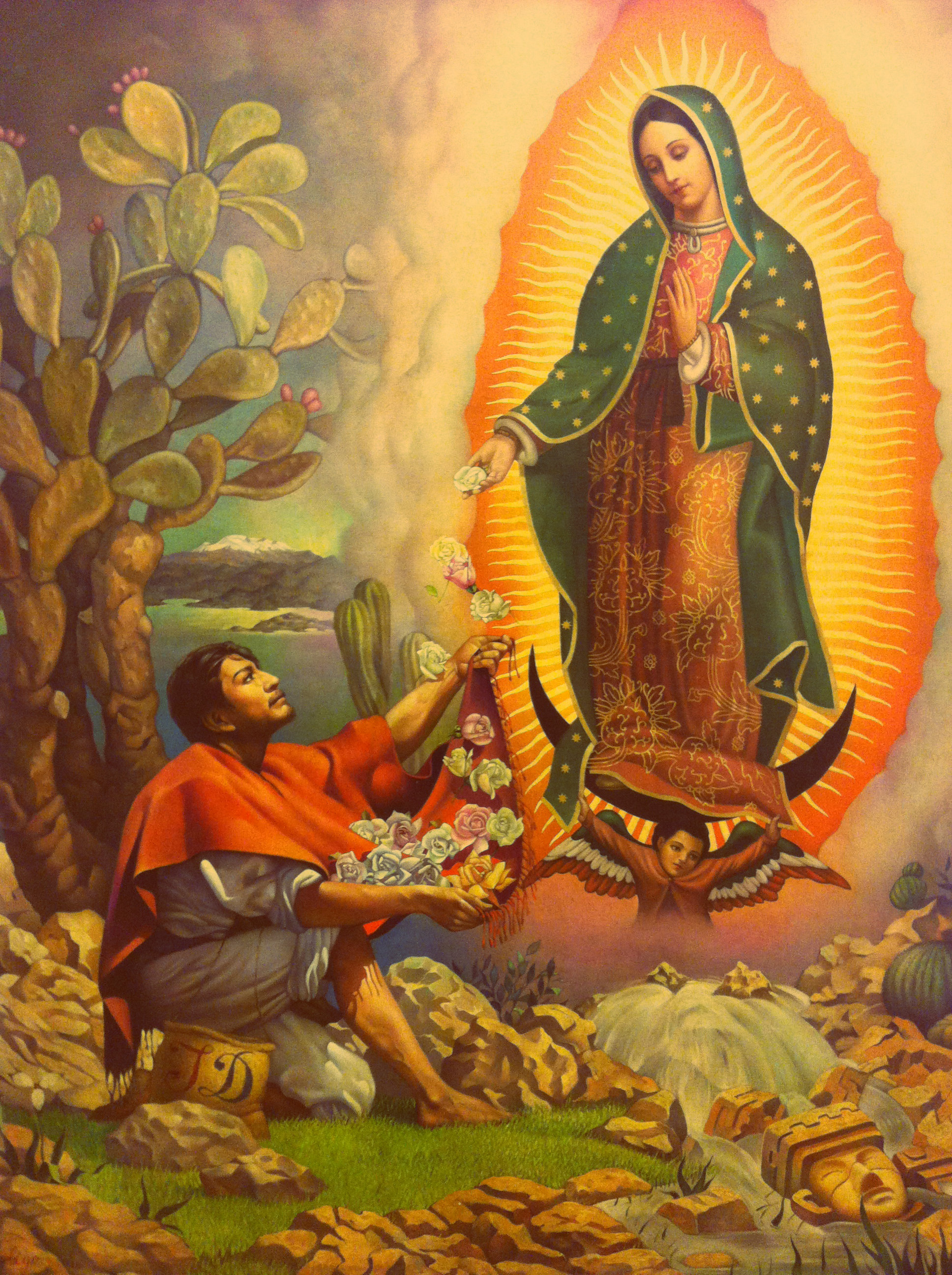 Inspiratiebronen Guadalupe